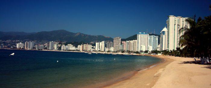 Playa icacos acapulco