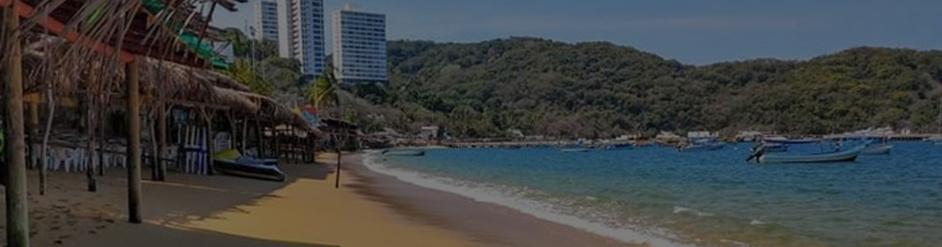 Puerto Marqués Acapulco