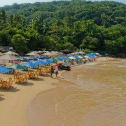 Playa Majahua Acapulco