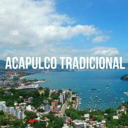 Zona tradicional de Acapulco
